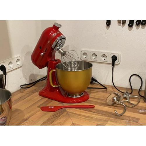 KitchenAid Artisan mixer Queen of Hearts 4,8L 5KSM180HESD