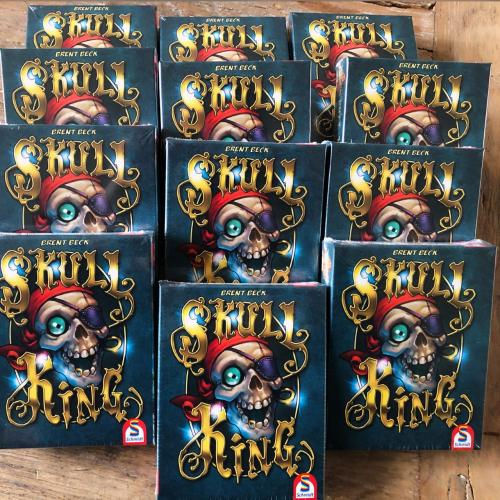 Skull King (Piraten Bridge) Nieuw! in plastic